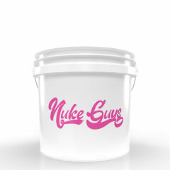Nuke Guys GIRL EDITION Wascheimer 3,5 GAL + Snappy pink