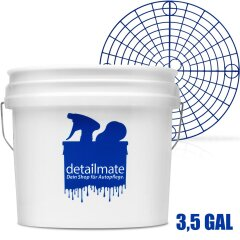 detailmate Set: NEW detailmate Wash Bucket Wasch Eimer...